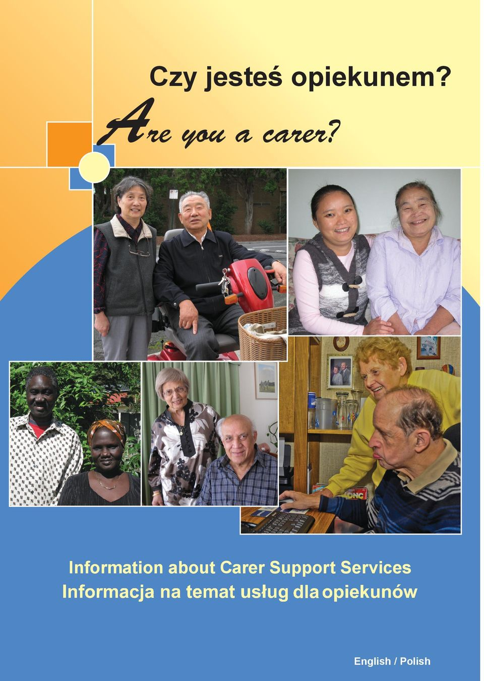 Information about Carer