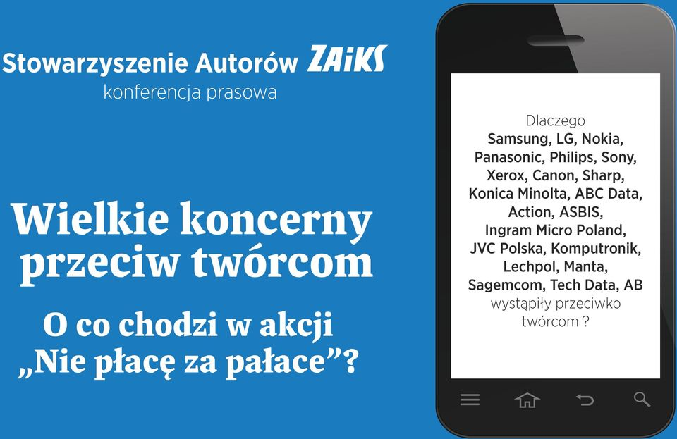 Minolta, ABC Data, Action, ASBIS, Ingram Micro Poland, JVC Polska,