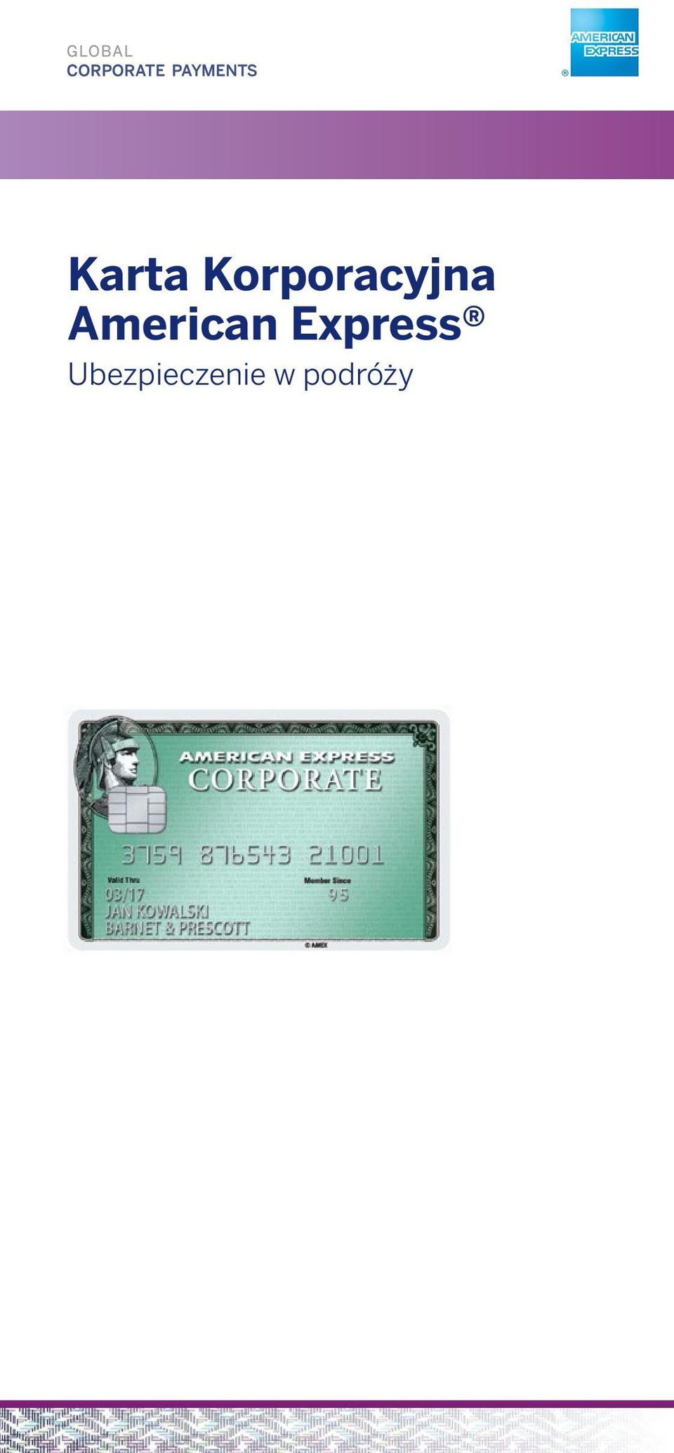 American CorporateExpress Card