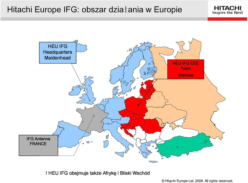 HEU IFG CEE Team Warsaw IFG Antenna