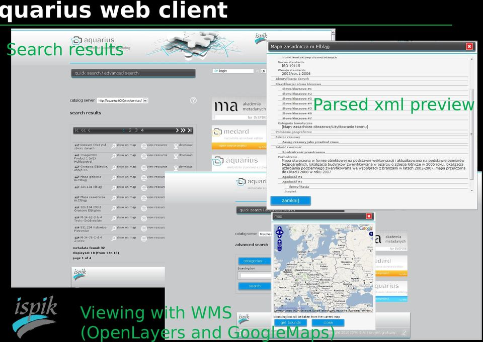xml preview Viewing with