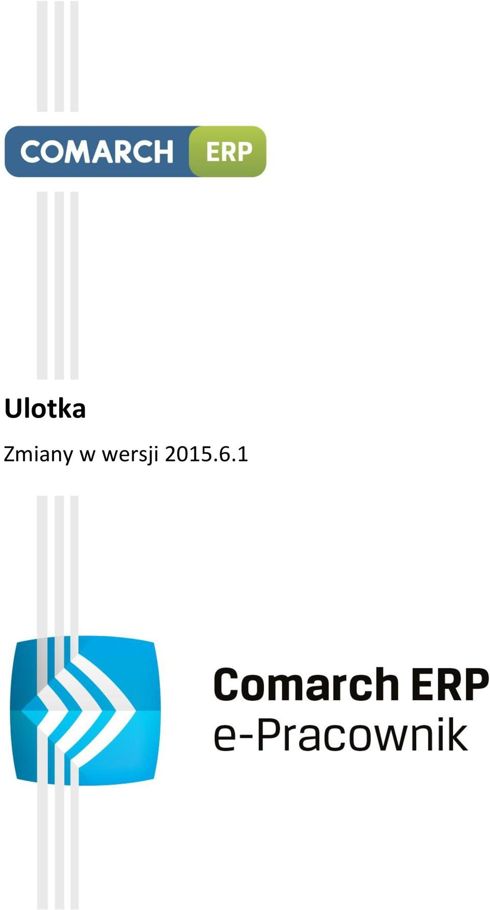 1 Comarch ERP