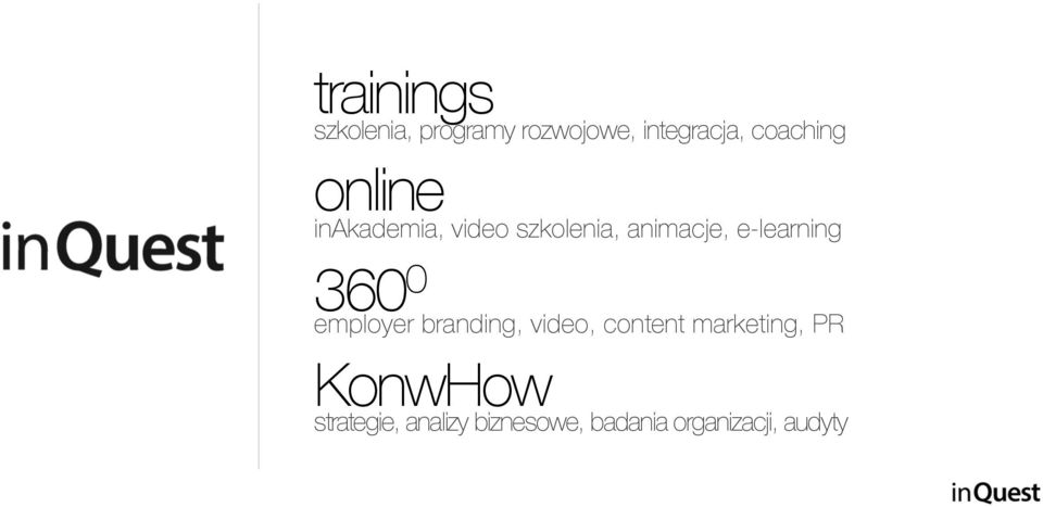 e-learning 360 0 employer branding, video, content