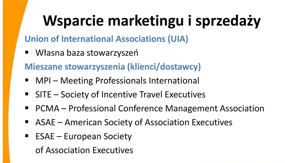 International SITE Society of Incentive Travel Executives PCMA Professional Conference