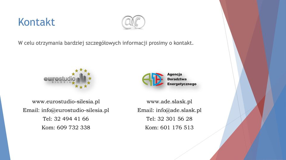 pl Email: info@eurostudio-silesia.pl Email: info@ade.slask.