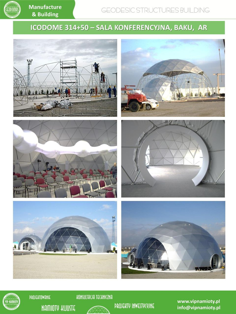 BUILDING ICODOME 314+50