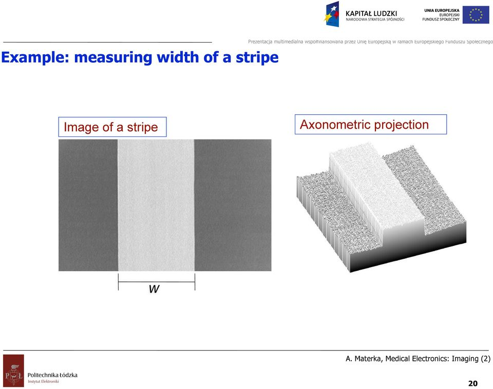 Image of a stripe
