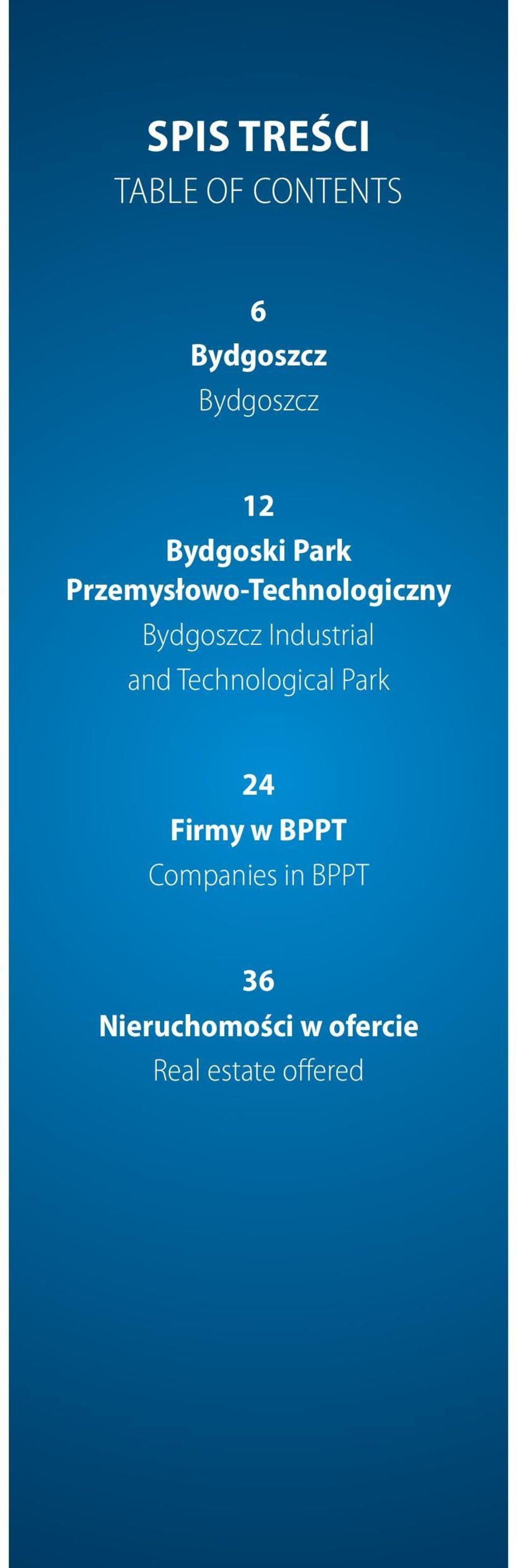 Industrial and Technological Park 24 Firmy w BPPT