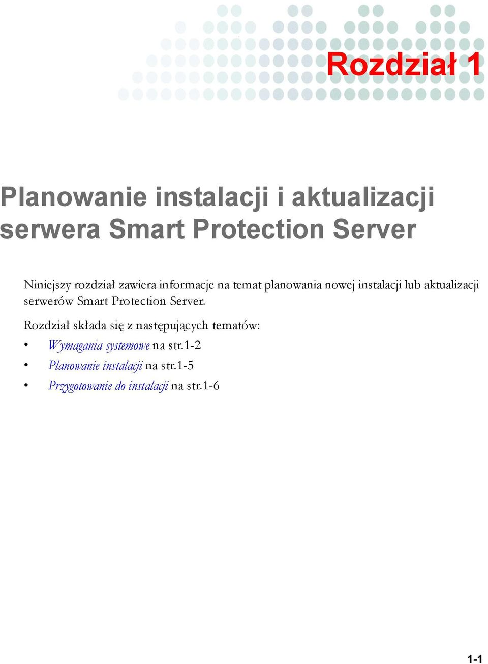 serwerów Smart Protection Server.