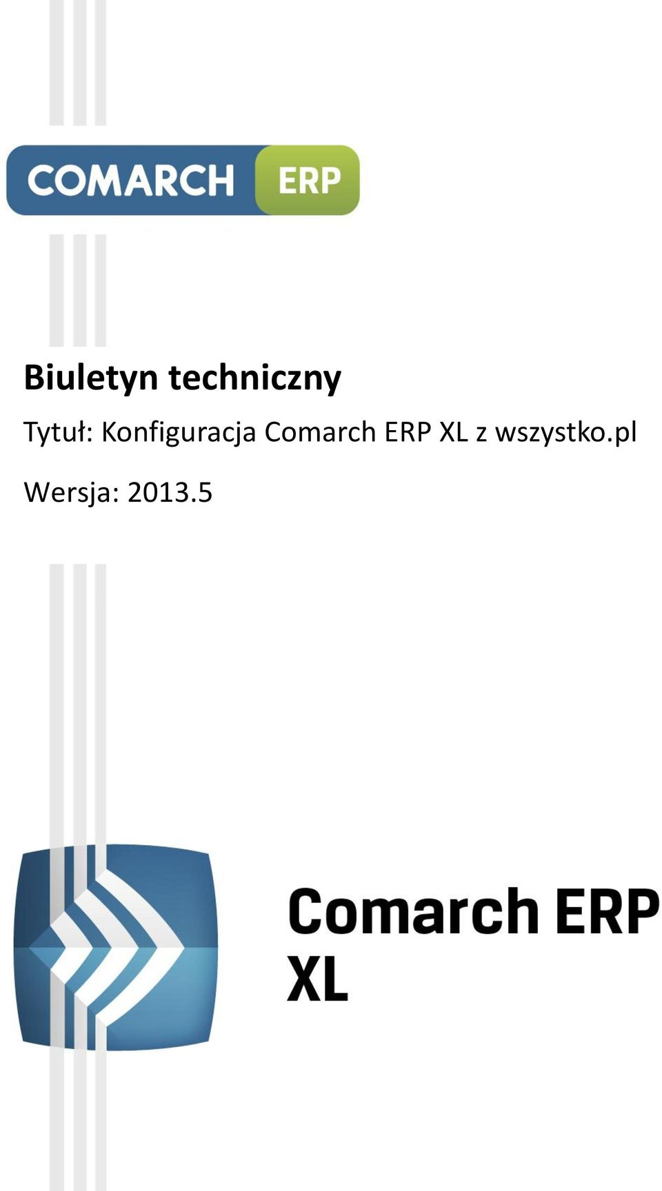 Comarch ERP XL z