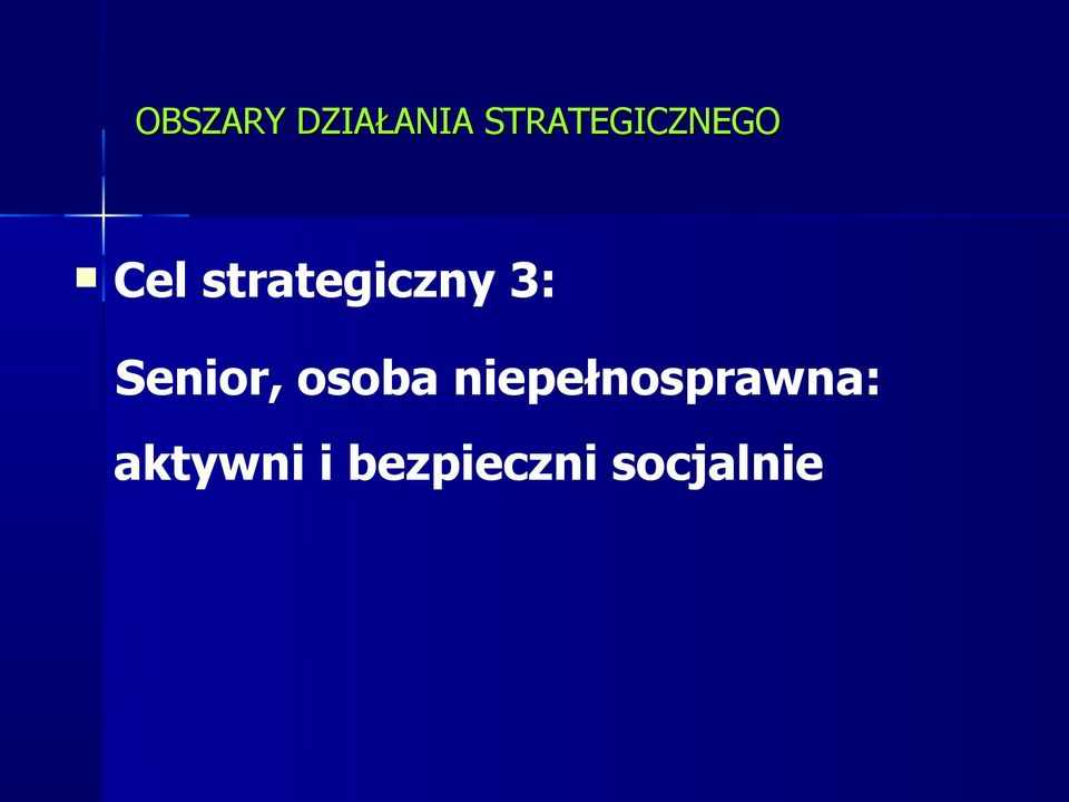 strategiczny 3: Senior,