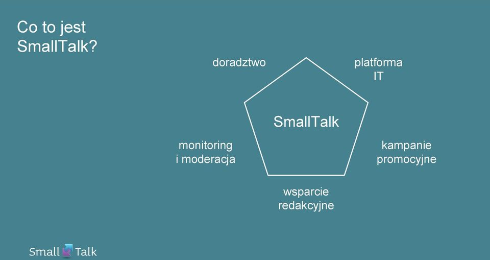 SmallTalk monitoring i