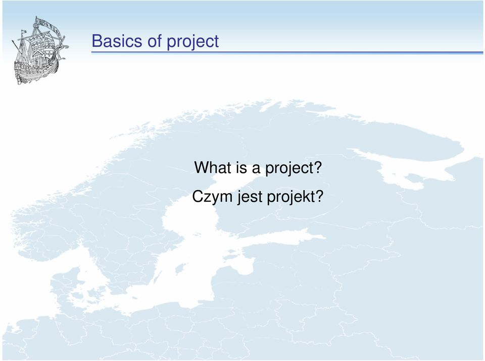 is a project?