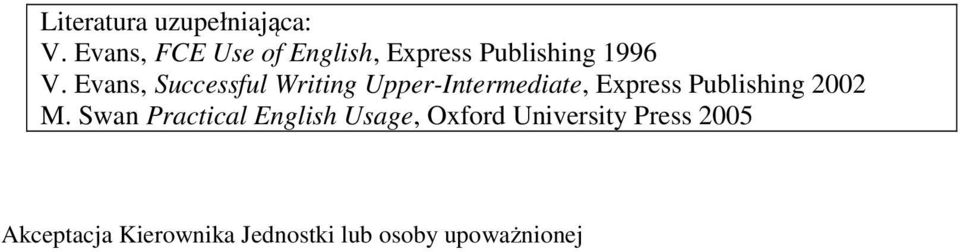 Evans, Successful Writing Upper-Intermediate, Express Publishing