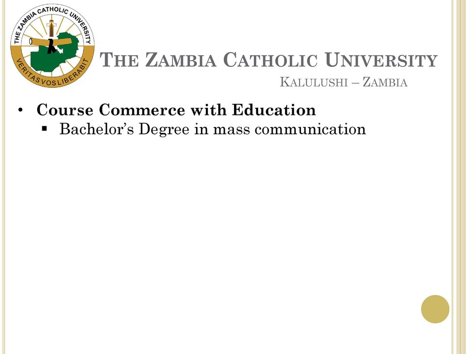 Course Commerce with