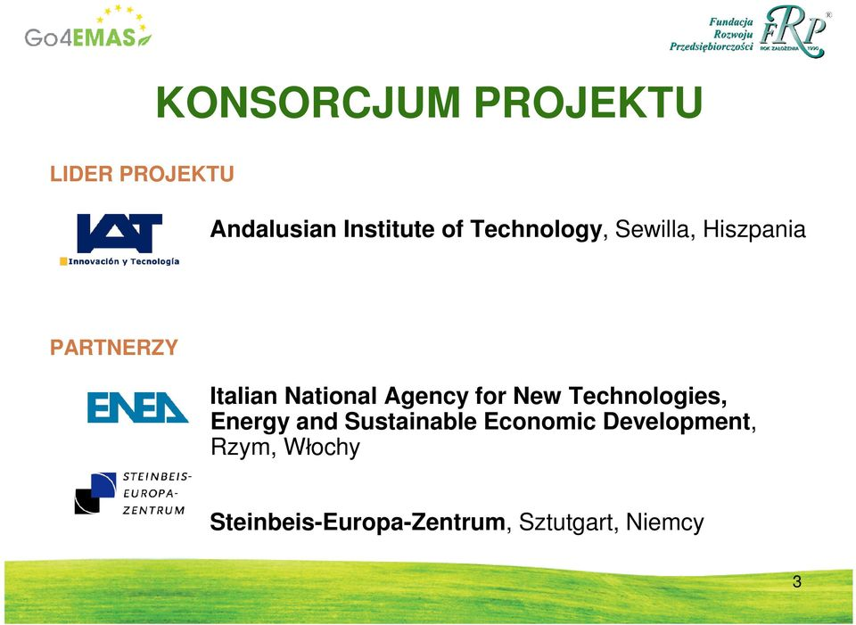 Agency for New Technologies, Energy and Sustainable Economic
