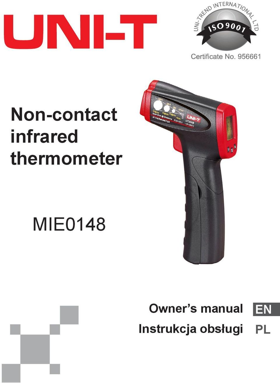 thermometer MIE0148