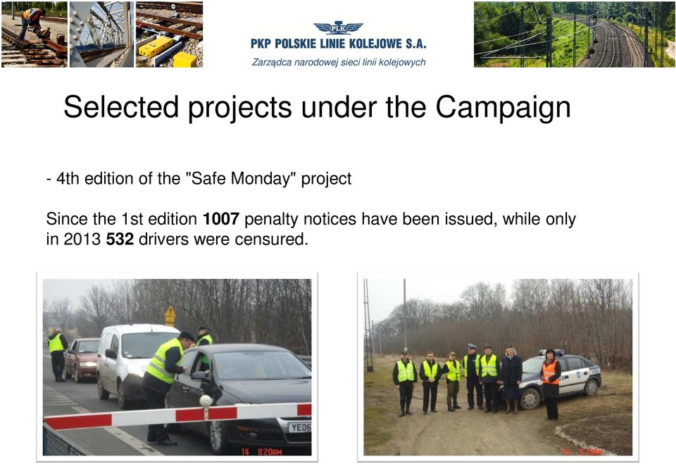1st edition 1007 penalty notices have been