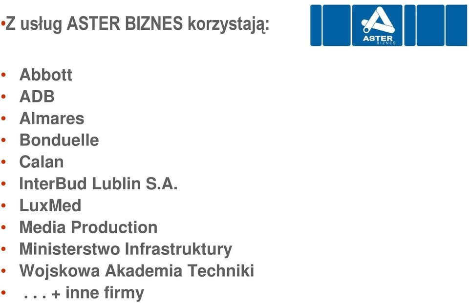 LuxMed Media Production Ministerstwo