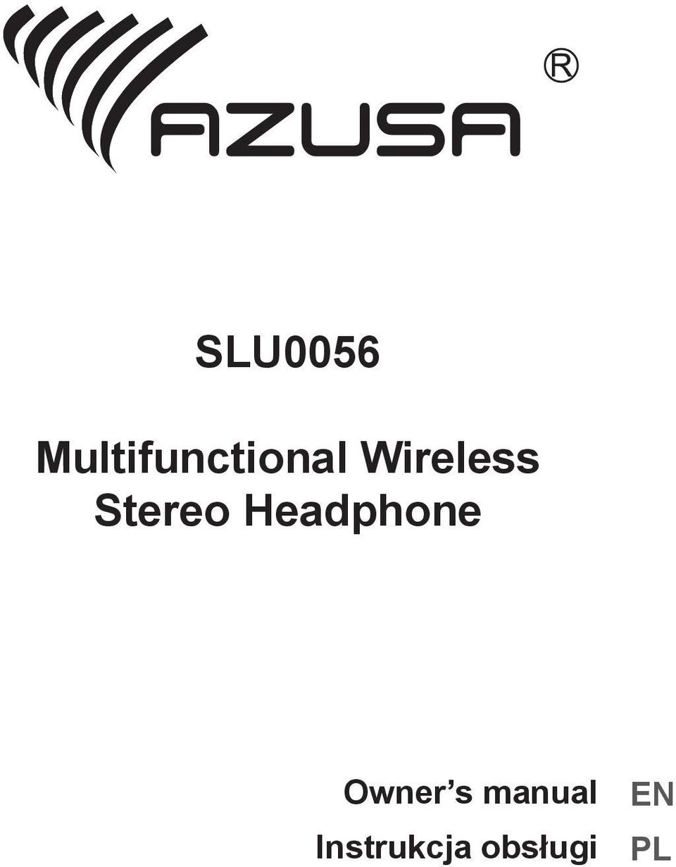 Wireless Stereo