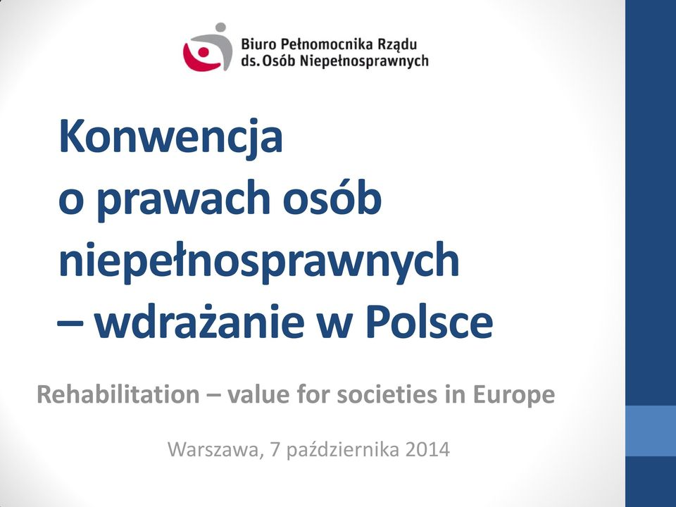 Polsce Rehabilitation value for