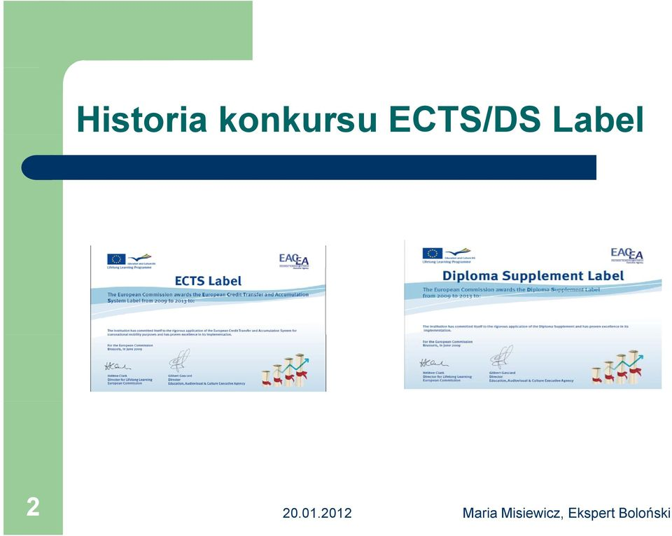 ECTS/DS