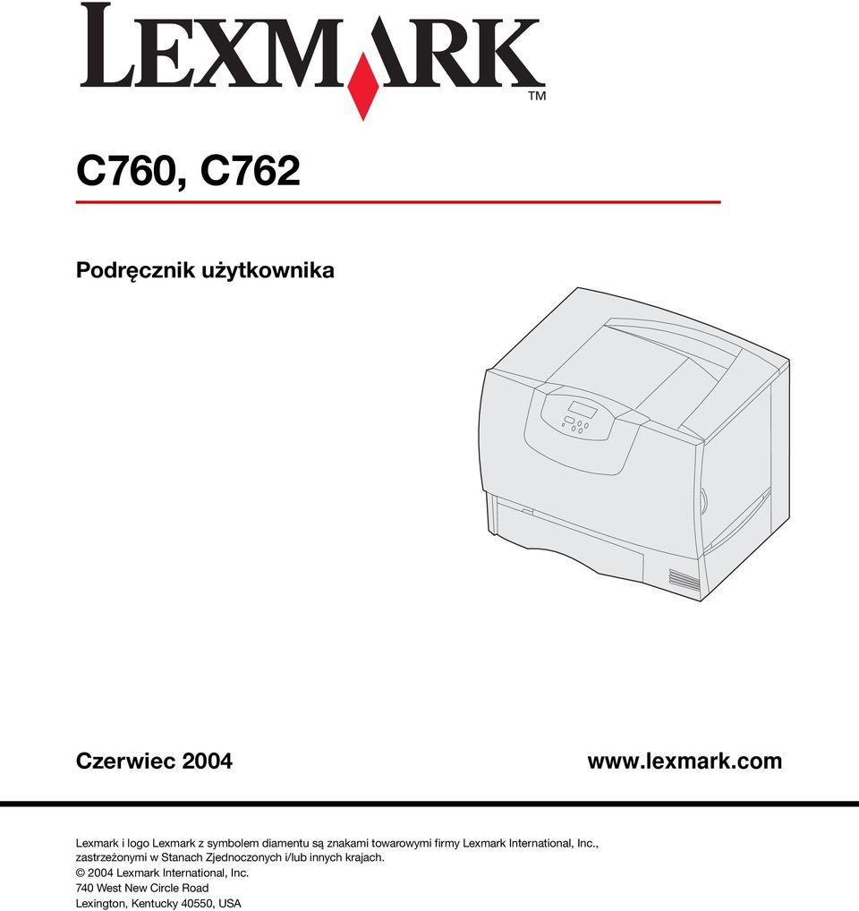 Lexmark International, Inc.