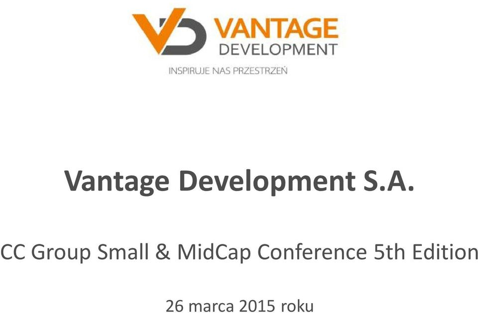 MidCap Conference 5th