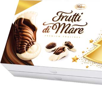 nut, milk and cocoa 15850 name packaging 15904 Frutti