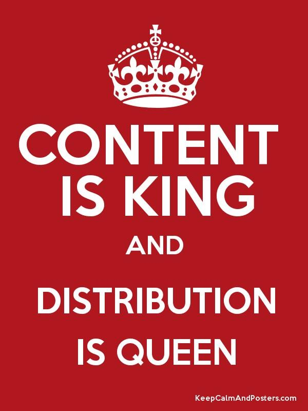 Content is King but distribution is Queen Cisco Expert Talks możesz udostępniać:
