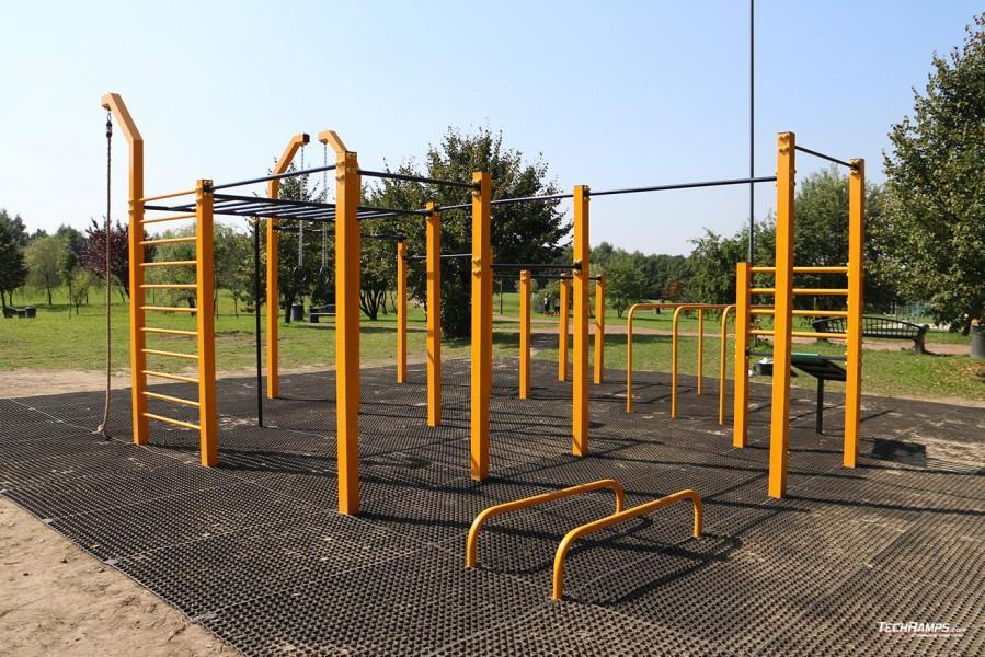 13 Street Workout Park dla