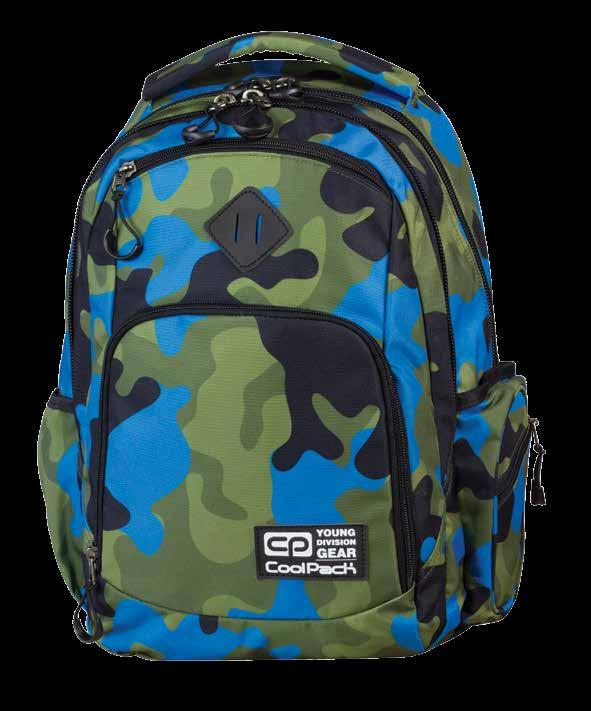 Break 26L Backpack / Plecak SIZE: 44 x 32 x 19 cm 2 Compartments Comfortable molded back Padded handle