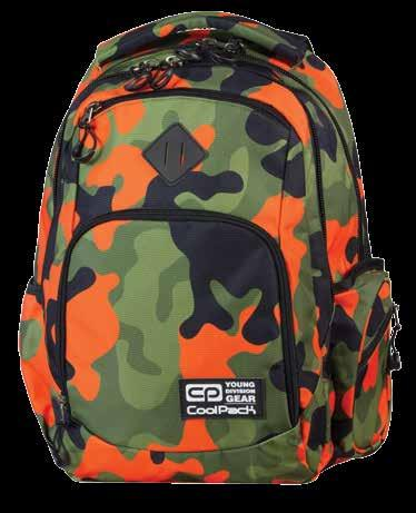Backpacks CAMOUFLAGE YELLOW