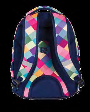PADDED BACK Backpacks ORGANIZER WATER