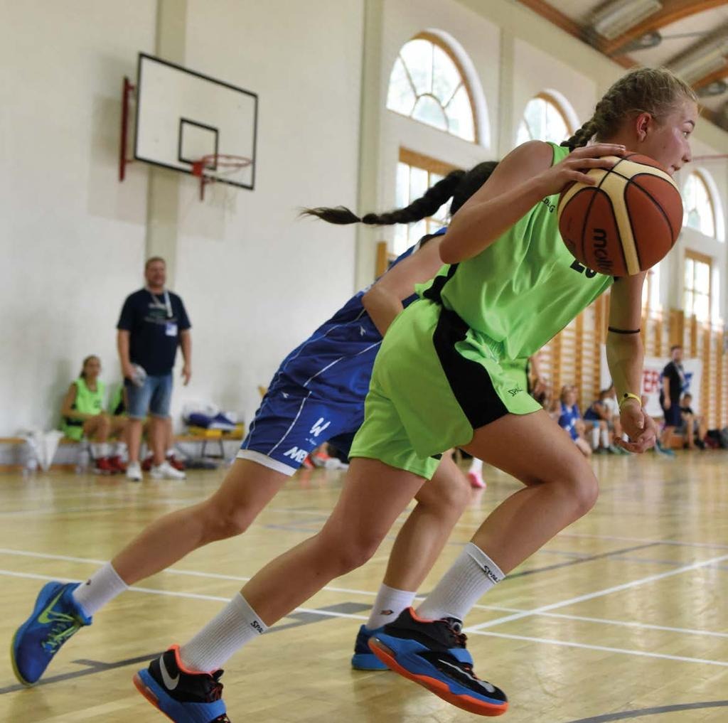 2017 Youth Basketball Festival 2 8 July 2017 Kaposvár, Hungary Youth