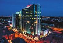 HOTELS IN POLISH CITIES HOTELE W POLSCE Located 10 minutes walk from Old Market and Poznań Fairs. Modern architecture and sophisticated interiors decor.