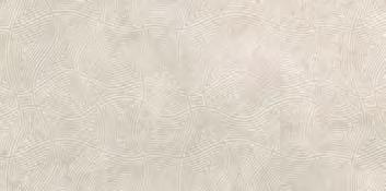 DEKOR / decor tile Creamy Touch Patern