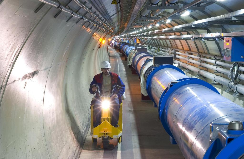 LHC, Large Hadron Collider