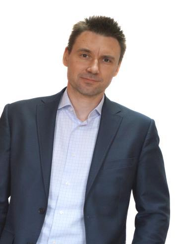TRENERZY Marcin Bański Manager HR w firmie SMG/KRC Poland Human Resources, współautor procedur Assessment & Development Center.