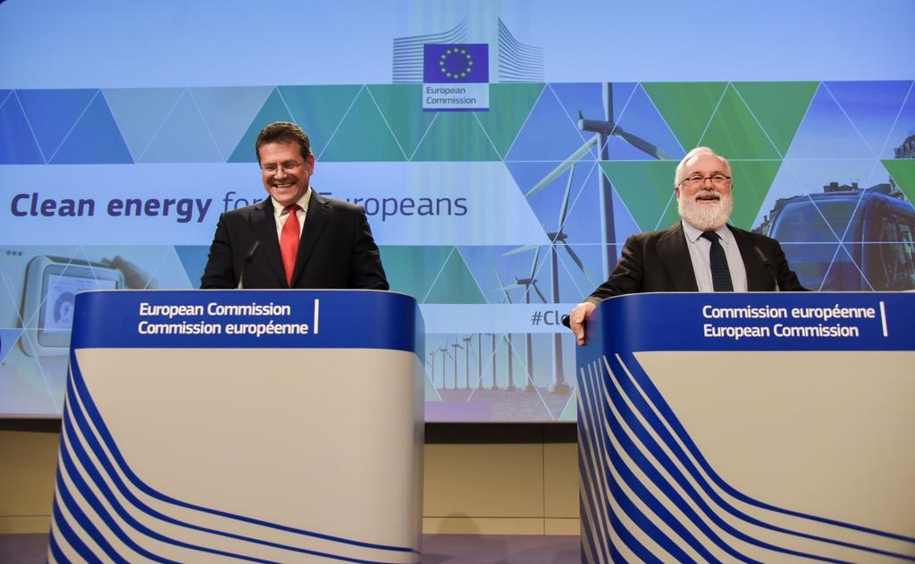 2030 GOALS: GHG reductions by 40% (compared to 1990) Renewables share in the EU energy mix increased to 27% Energy efficiency increased by 30% 2020 GOALS: 20-20-20 respectively 2050 GOALS: towards