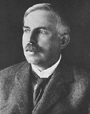 Ernest Rutherford (1871-1937) It was quite the most incredible event that ever happened to me in my life.