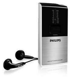 Pocket Radio Register your product and get support at www.philips.