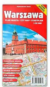 miasta plan centrum