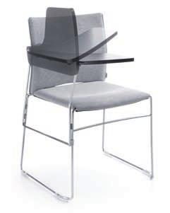 for chairs without armrests.