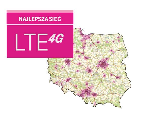 GSMONLINE.PL LTE w T-Mobile - taryfy Jump!