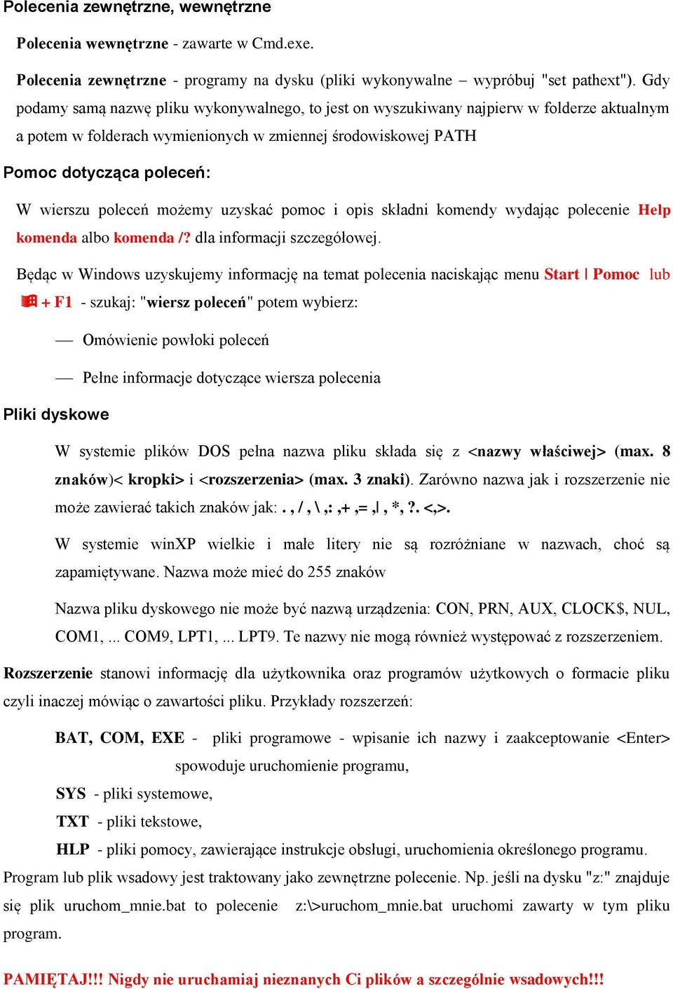 Powłoka Poleceń Windows Xp Pdf Free Download