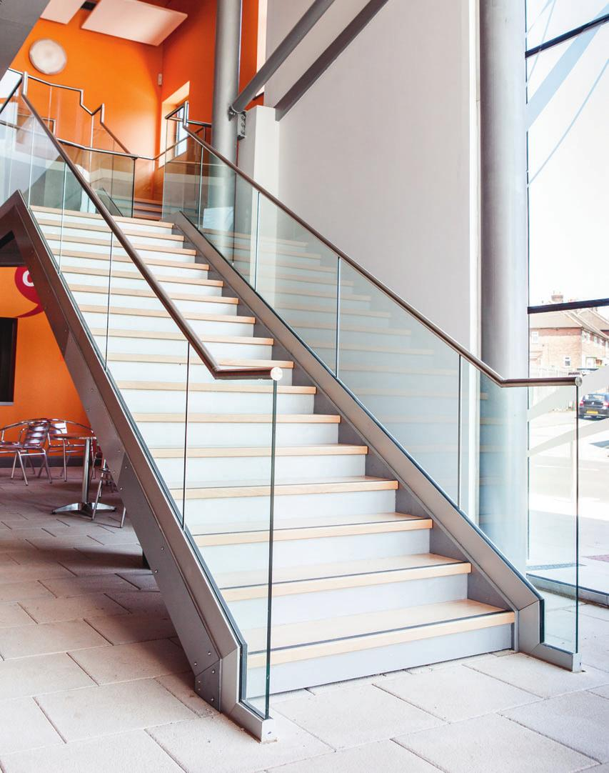 Your choice in railing systems Easy Glass System